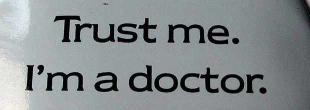 Do Doctor visits leave you confused? - Trust me, I'm a doctor